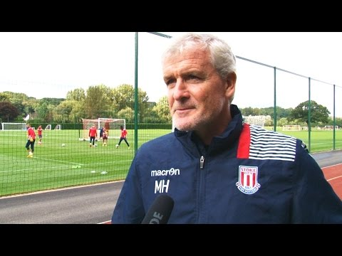 Mark Hughes Previews West Brom
