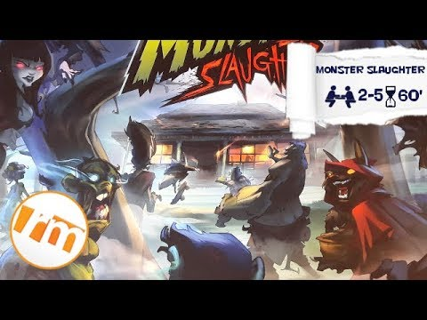 Recensioni Minute [232] - Monster Slaughter