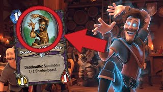 17 Hidden Cards in Hearthstone