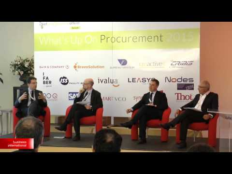 CPO Forum 2015 - Global Sourcing Roundtable