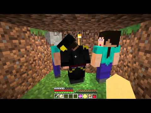 Foofy & Dad Play Minecraft - Quest #5 |