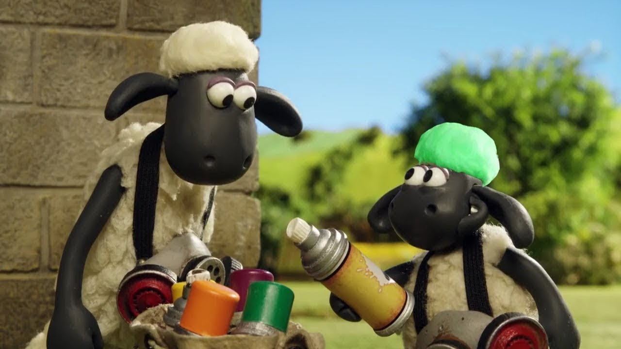 كرتون الماعز كرتون الماعز