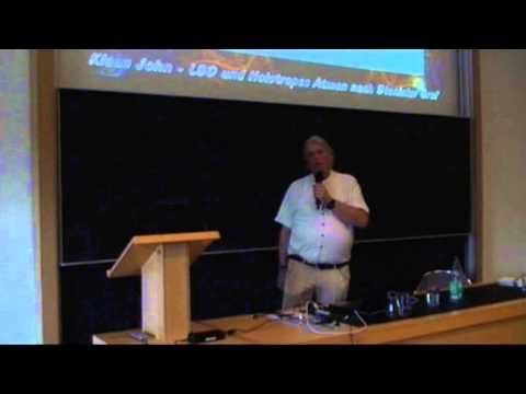 Klaus John: LSD und Holotropes Atmen nach Stanislav Grof