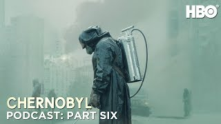 The Chernobyl Podcast | Part Six: Bonus Episode With Jared Harris | HBO Video