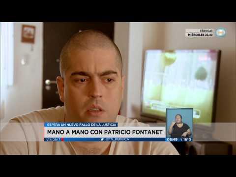 Visión 7 - Mano a mano con Patricio Fontanet