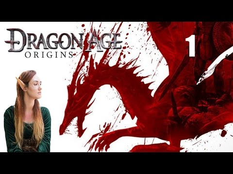 Dalish FTW | Dragon Age: Origins Let's Play (Part 1)