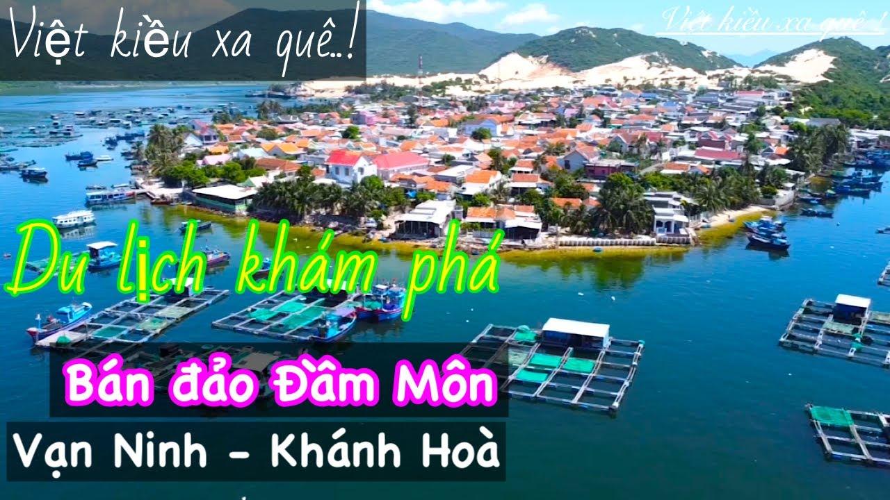 Khám Phá Bán Đảo Đầm Môn, Ngôi Làng Dưới Chân Điểm Cực Đông Việt  Nam