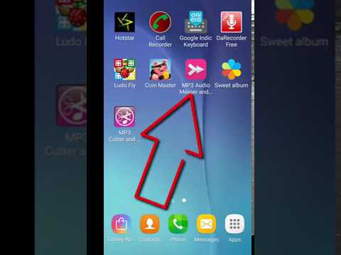 how to cut and join mp3 songs on android mobile__हिन्‍दी