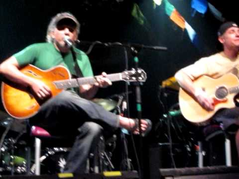 Kegger - Mark Murphy and Jon Wayne acoustic in Fargo ND