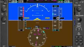 Mindstar Aviation G1000 - Video 3: The PFD (Part B)