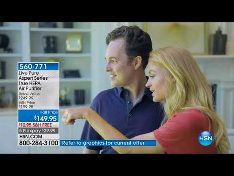 HSN   Fall Home Solutions featuring Bissell 09.09.2017 - 09 AM