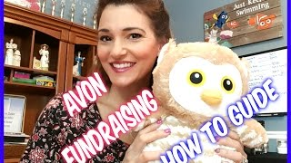 Tips on Fundraising with AVON
