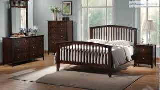 Tia Bedroom Collection From Coaster Furniture