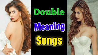 BOLLYWOOD DOUBLE MEANING FUNNY SONGS !!