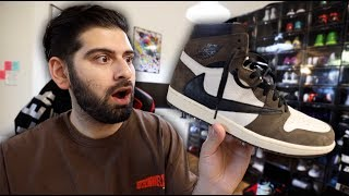 AIR JORDAN 1 TRAVIS SCOTT CACTUS JACK REVIEW!