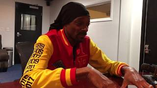 snoop dogg explains why he hates working w dr dre talks ending gang violence
