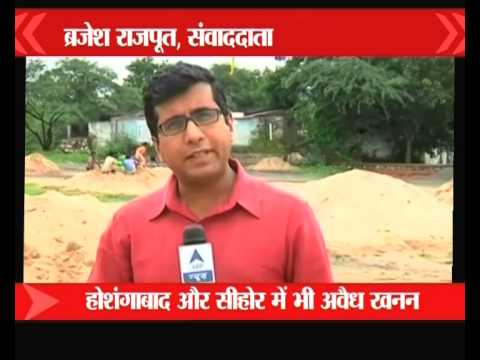ABP News BEST SPOT NEWS REPORTING HINDI  Brajesh Rajput