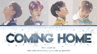 Download lagu [STATION X] NCT U (엔시티 유) - 'Coming Home' Lyrics (Color Coded_Han_Rom_Eng)