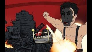 Rammstein Шоу - Бензин (Rammstein - Benzin)