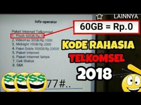 Heboh Kode Kuota Gratis 17gb Telkomsel 2018