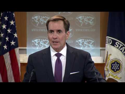 Daily Press Briefing - December 14, 2016