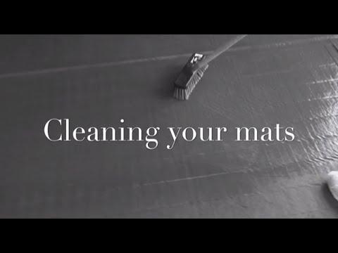 Clean Mats Always!
