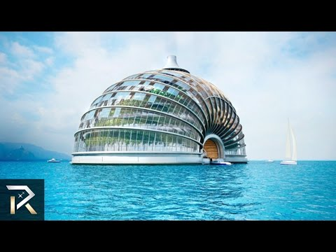 10 Floating Cities That Will Save Humanity In An Apocalypse