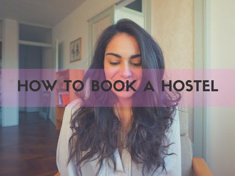 How To Book A Hostel
