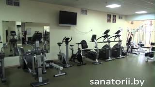Санаторий Ружанский - тренажерный зал, Санатории Беларуси(, 2011-08-02T14:16:40.000Z)