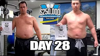 💪 TransPHORMation Challenge - Day 28