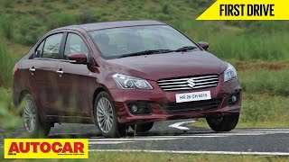 2014 Maruti Suzuki Ciaz | First Drive Video Rev...