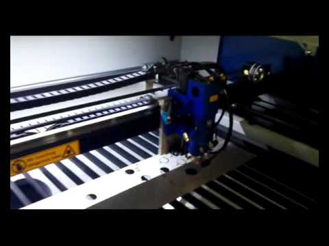 Akj1390 2 Laser Cutter Testing Youtube