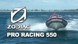 Zodiac Pro Racing 550 (2012) | Rigid Inflatable Boats (RIB)