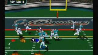 NFL Blitz 2000 - The Superbowl (First Half)