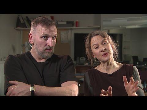 'Macbeth' stars celebrate the joys of rehearsal