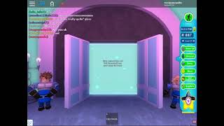 Roblox; how to get rid of bed hair in royale high