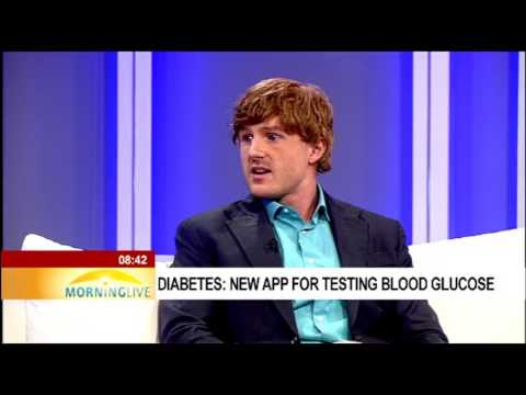 Diabetes: New App for testing blood glucose