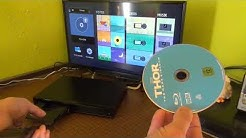 Funktionsprüfung  SAMSUNG BD-J4500R Blu-ray Player