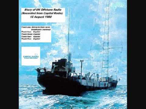 Capital Radio 15 August 1980, 'The Story of UK Offshore Radio' (Part Two)