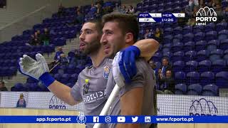 Hóquei em Patins: FC Porto-HC Braga, 8-2 (Campeonato Nacional, 8.ª jornada, 05/12/18)