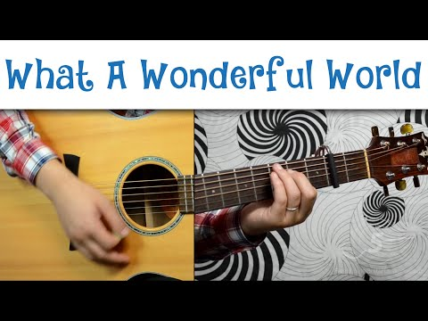 "How To Play ""What A Wonderful World"" by Sam Cooke"