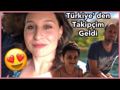 Türkiye' Den Takipçim Geldi 😍 10 Ay Sonra İlk Defa