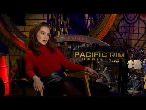 Pacific Rim Uprising Interview: Cailee Spaeny