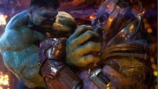 Why Thanos Beat The Hulk So Easily IN-DEPTH BREAKDOWN