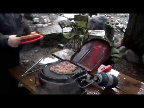 Camping Sequoia & Kings Canyon N.P. 2015