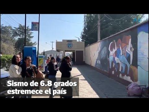 Temblor 6.8 grados estremece el centro y suroccidente de Guatemala | Prensa Libre
