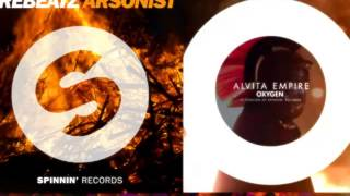 Firebeatz vs. Alvita - Arsonist vs. Empire (Martin Garrix Mashup)