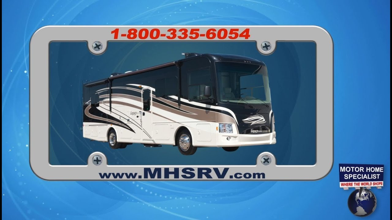 2014 forest river legacy diesel rv review at motor home for Motor home specialist reviews