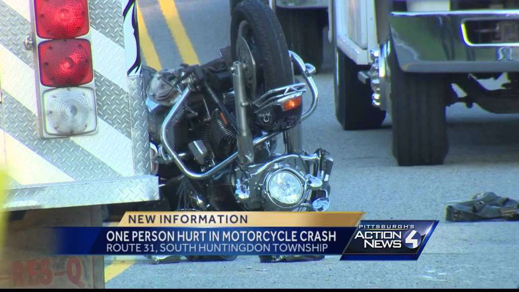 Motorcycle driver flown to hospital after hitting deer in Westmoreland  County