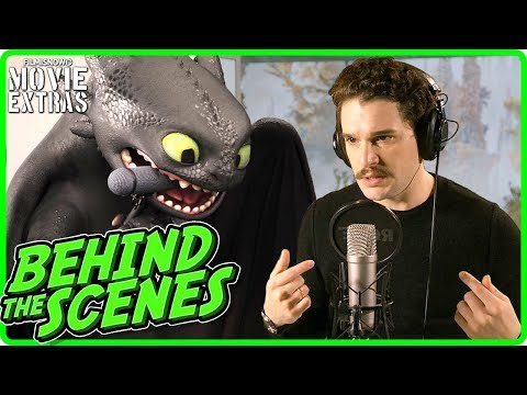 HOW TO TRAIN YOUR DRAGON: THE HIDDEN WORLD (2019) | Behind the Scenes of Animation Movie